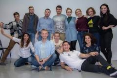 Töötoad Venemaa esimesel rahvusvahelisel improteatrite festivalil RIIF