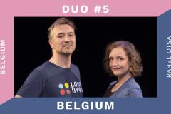 Etendused ja töötuba Belgias