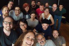 Improtöötuba Austraalia rahvusvahelisel improteatrite festivalil Improvention