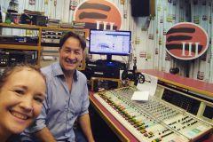 Intervjuu Hong Kongi raadiole
