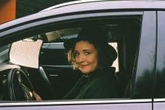 Toyota Plus reklaamvideo võtteplatsil