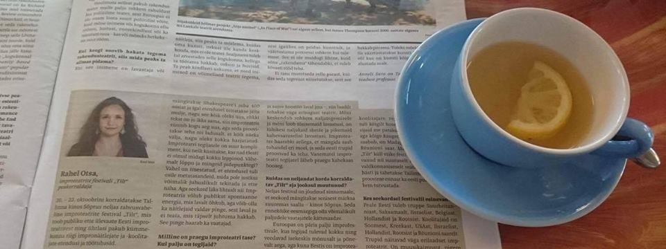 Meedia. Sirp. 14.10.2016 artikkel